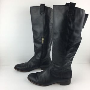 Louise et Cie Tall Black Boots